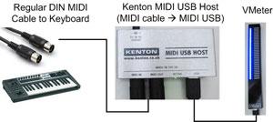 vmeter usb midi touch strip controller display kenton midi usb host vmeter connection diagram 300