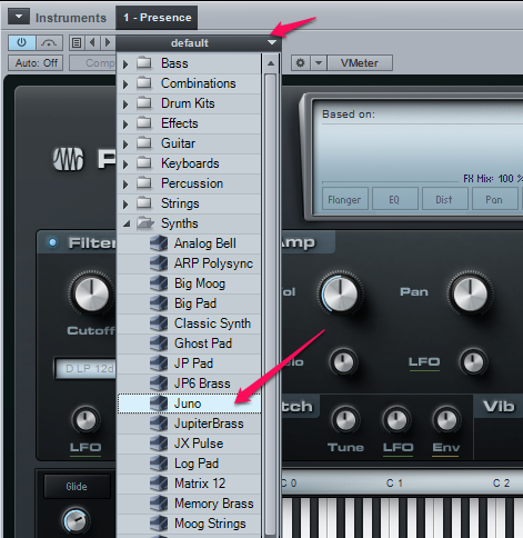 presonus-presence-choose-preset.png